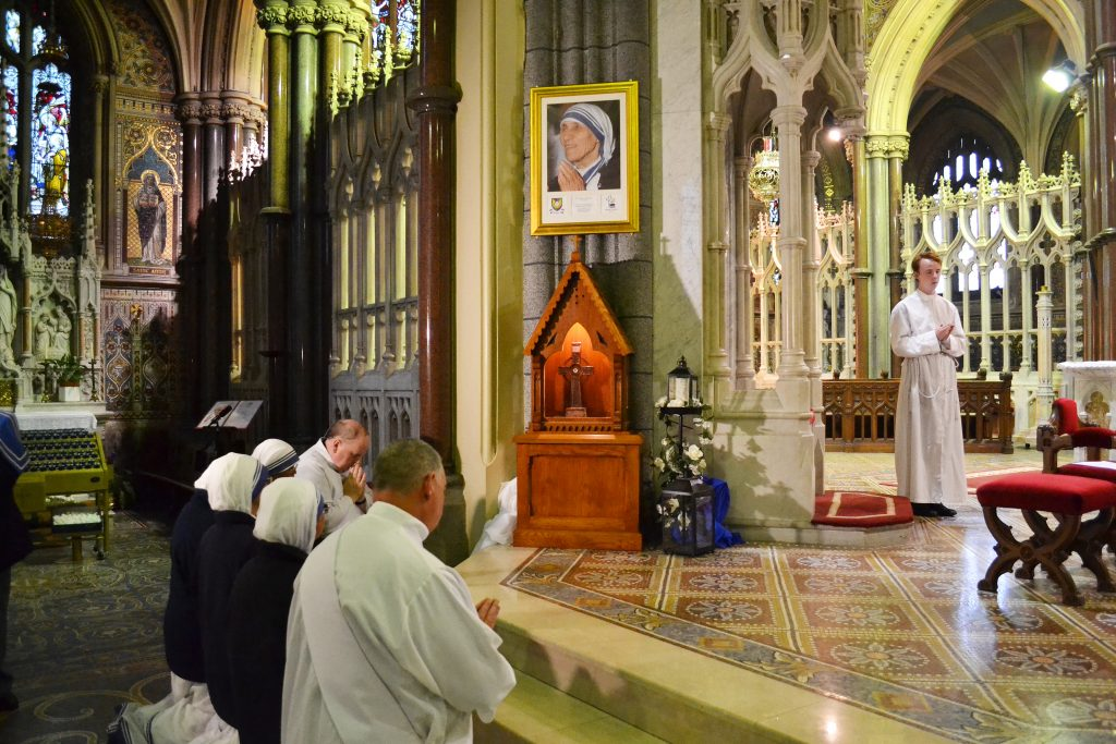 Things to do in Newry: Mother Teresa Relic